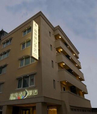 ホテル カラー (富康精彩旅店)