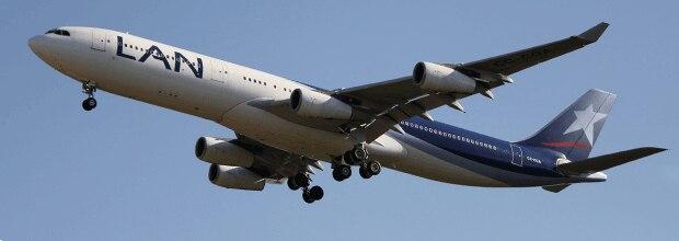 LATAM航空 チリ