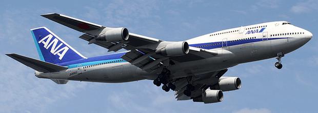 全日本空輸(国際線)