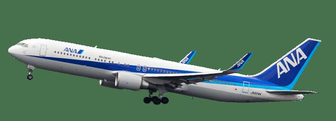 ANA(全日空)の国内線国内格安航空券予約はスカイチケット
