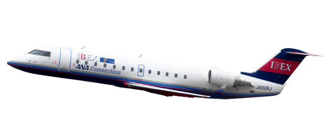 アイベックス(IBEX)の国内線国内格安航空券予約はスカイチケット