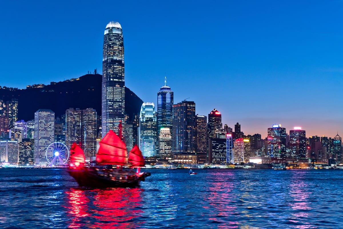 香港 航空券